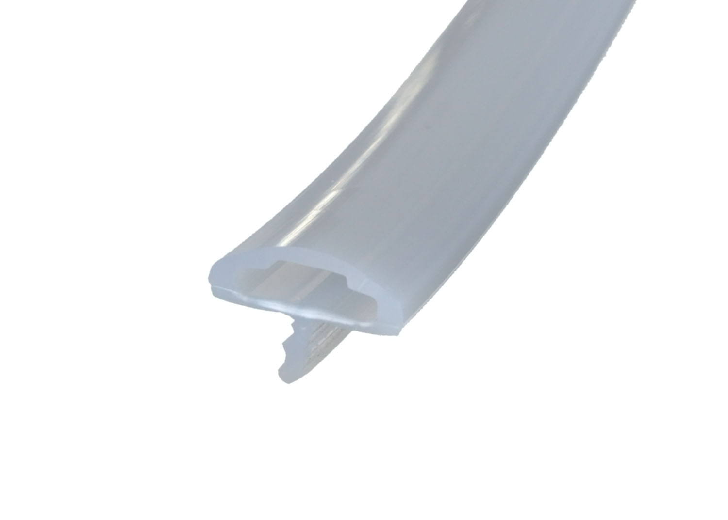 Flexible Wire Molding : Led t molding housing in mm