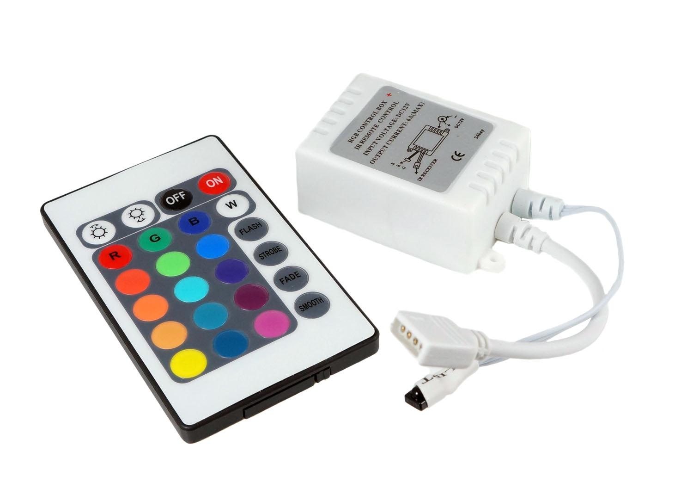 24 Button RGB Controller