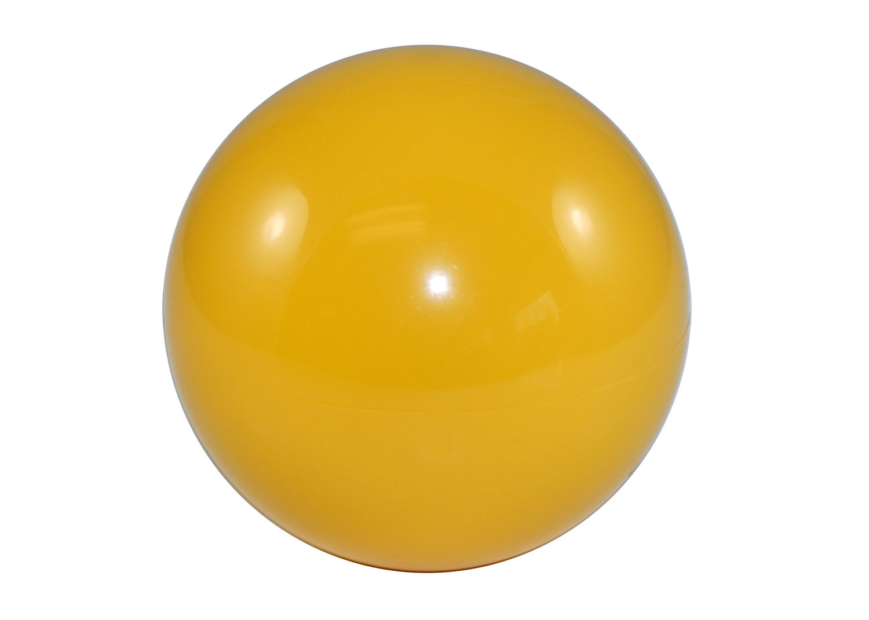 Картинка мяч желтый для детей