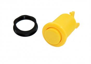 Happ-Yellow-Pushbutton-Convex