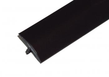 1 Inch Black T-Molding