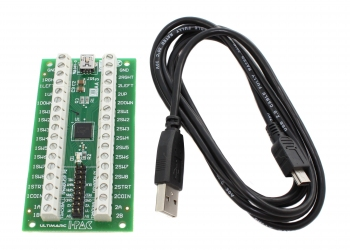 I-PAC 2 Controller with USB Cable by Ultimarc