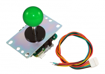 sanwa-joystick-green-balltop-JLF-TP-8YT-G