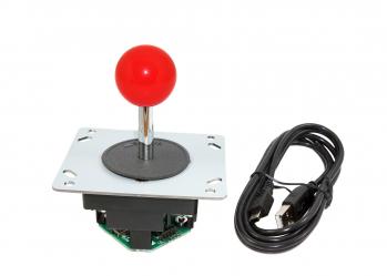 ultimarc-ultrastik-360-vermilion-ball-top