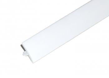 9/16 Flat White T-Molding (Nintendo)