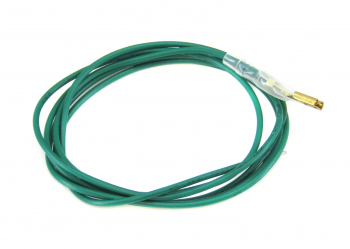 wire-female-187-connector-green