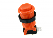 Happ-Orange-Pushbutton-Concave