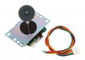 sanwa-joystick-dark-gray-balltop-JLF-TP-8YT-DH
