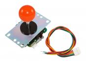 sanwa-joystick-orange-balltop-JLF-TP-8YT-O