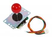 sanwa-joystick-red-balltop-JLF-TP-8YT-R