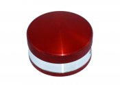 ultimarc-spintrak-red-silver-spinner-knob