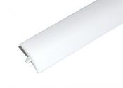 White T-Molding