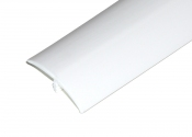 1-1/2 Inch White T-Molding