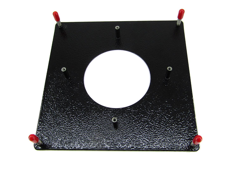 Suzo Happ 3in Trackball Mounting Kit
